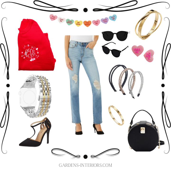 Casual Valentine's DayOutfit
