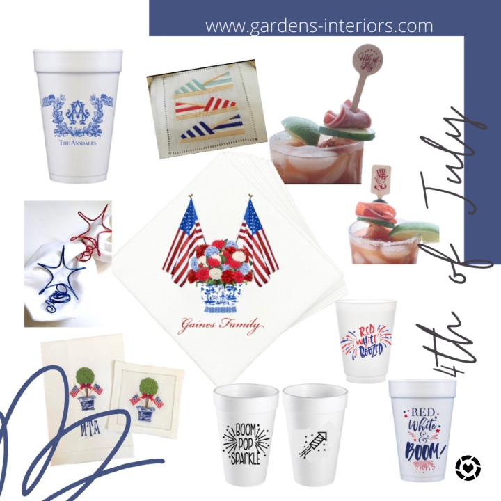 4th of July PartyDecor