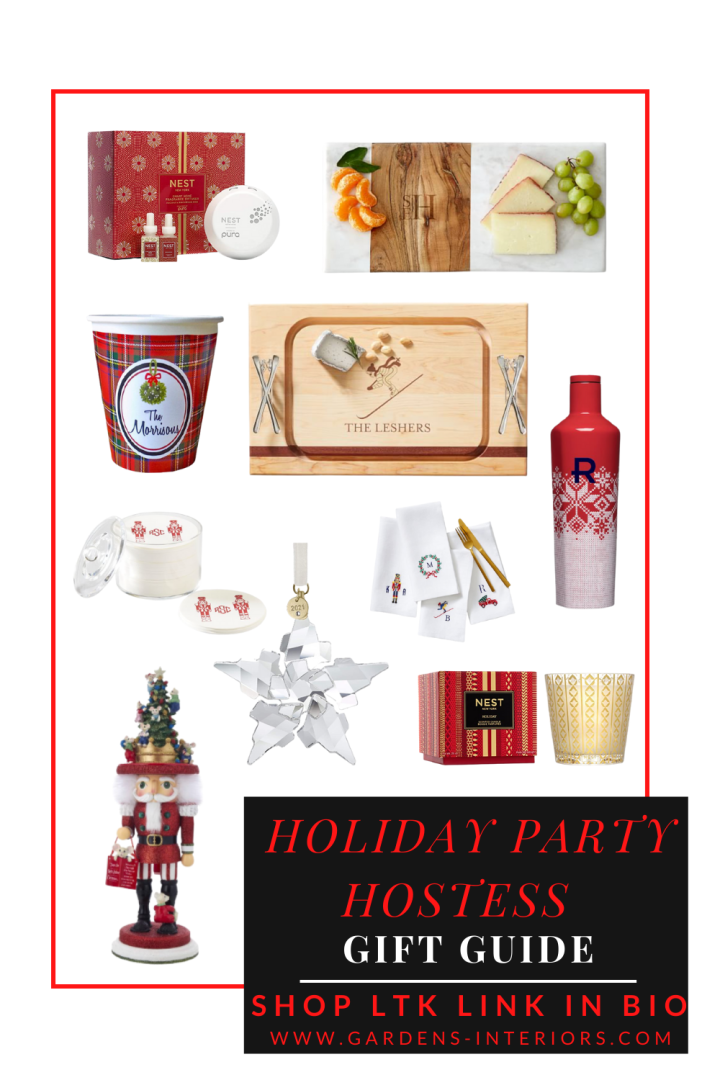 Holiday Party Hostess Gift Guide2021