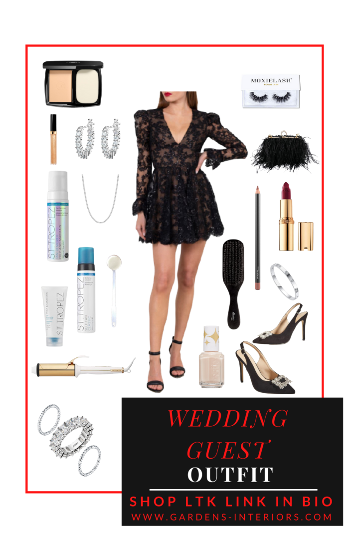 Today's LTK Post – Wedding Guest Outfit (ALLLINKS)